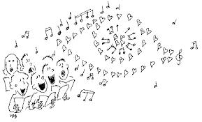 Le choeur de villeroy - Chorale dessin ...